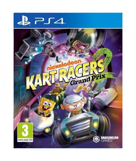 Nickelodeon Kart Racers: Grand Prix Jeu PS4