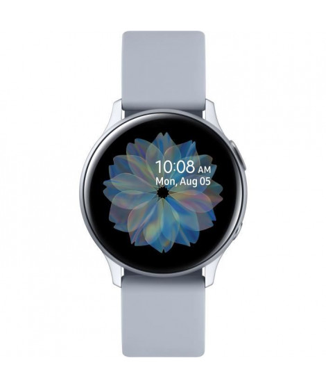 Galaxy Watch Active 2 40mm Aluminium, Gris