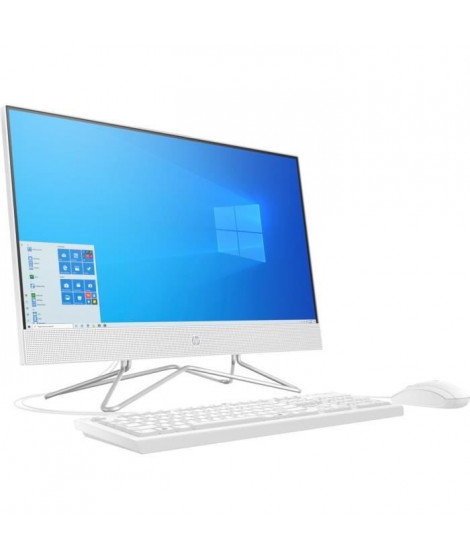 HP Ecran Pavilion 27-dp0028nf - 27FHD -  Dalle IPS - 5 ms - 75 Hz - AMD FreeSync™ - HDMI - USB - DisplayPort