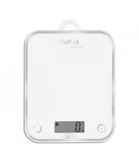 TEFAL - Balance de Cuisine Electronique Optiss - Blanc - BC5000V1