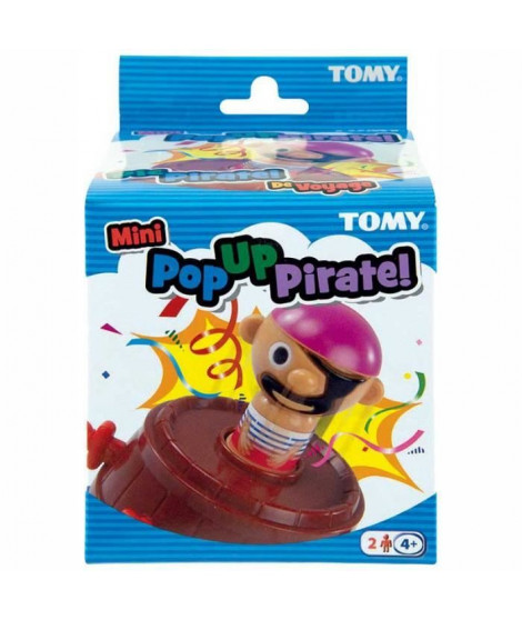 TOMY - Mini Pic'Pirate