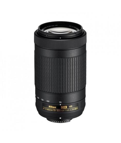 NIKON Objectif AF-P DX 70-300 mm f/4.5-6.3G ED VR