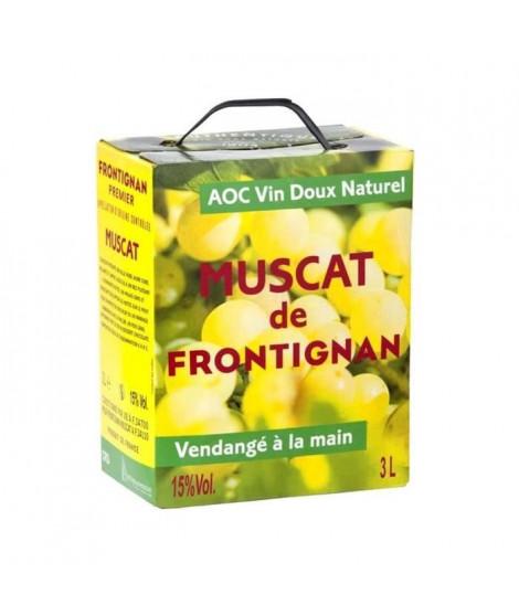 Muscat de Frontignan Premier Bag in box de 3 L