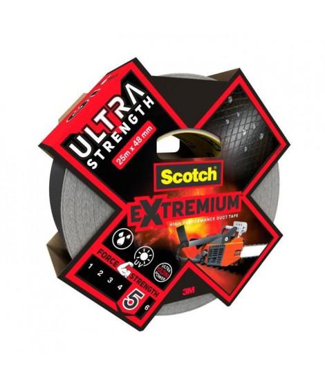 3M Toile de Réparation Extremium Ultra - Noir - 25mx48mm