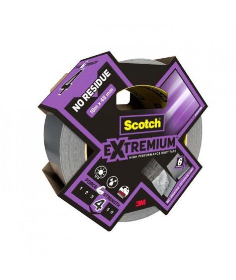 3M Toile de Réparation Extremium No Residue - Gris - 18mx48mm