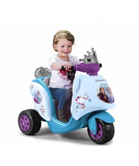 FEBER - 800012446 - Scooty Frozen 2  La reine des neiges 2 - scooter électrique