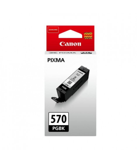 Canon Cartouche PGI-570 Noire (PGBK)