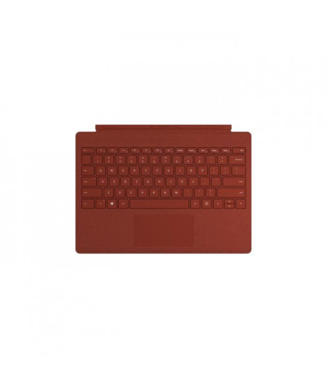 Clavier Microsoft Surface Signature Type Cover Surface Pro – Rouge