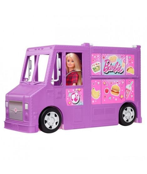 BARBIE Le Food Truck de Barbie - 45 cm