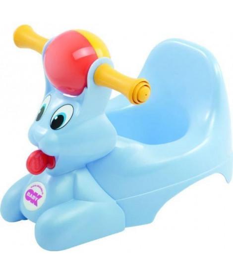 OKBABY Pot ergonomique Spidy - Ciel