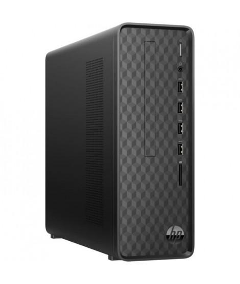 HP PC de Bureau S01-aF0041nf - Celeron J4005 - RAM 4Go - Stockage 256Go - Windows 10