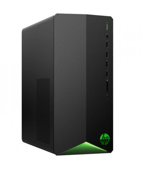 HP Pavilion Gaming Desktop TG01-0093nf - Intel Core™ i5-9400F - RAM 8Go - Stockage 128Go SSD + 1To HDD - Windows 10