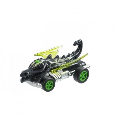 MONDO - Hot Wheels - Dragon blaster - voiture radiocommandée - sons et mouvement - échelle 1/24eme  - Garçon - A partir de 3 ans