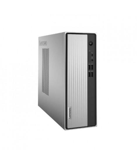Unité centrale Lenovo Ideacentre 3 07ADA05 - AMD Ryzen 3-3250U - RAM 4Go - Stockage 1To HDD + 128Go SSD - AMD Radeon - Windows10