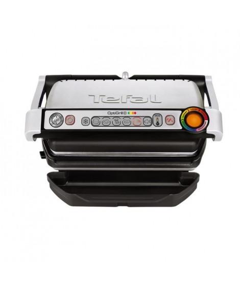 TEFAL GC712D12 Grille-viande électrique Optigrill+ - Inox