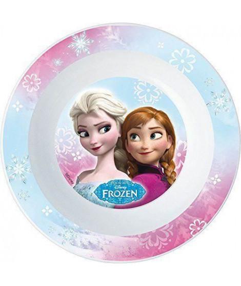 Fun House Disney Reine des Neiges bol micro-ondable pour enfant