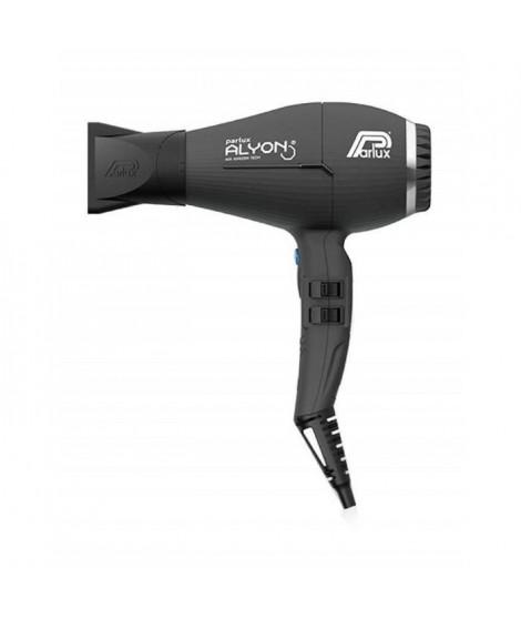 PARLUX Seche-cheveux - Alyon - Débit d'air 84 m3/h - 2250 W - Noir mat