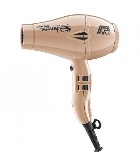 PARLUX Seche-cheveux - Advance - Débit d'air 83 m3/h - 2200 W - Or