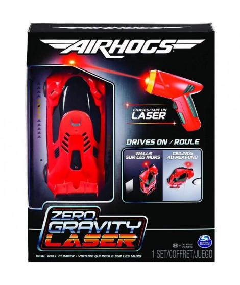 ZERO GRAVITY LASER RC ROUGE Air Hogs - 6054126 - Voiture Véhicule radiocommandée a commandes laser qui roule sur les murs