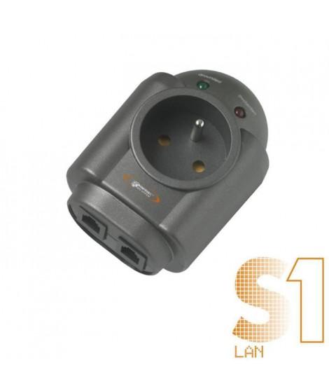 INFOSEC UPS SYSTEM Parasurtenseur S1 LAN