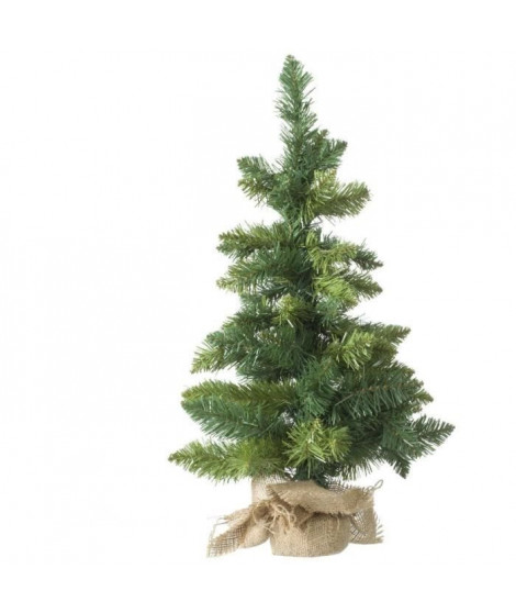 FEERIC LIGHTS & CHRISTMAS Sapin Blooming - 50 cm - Vert