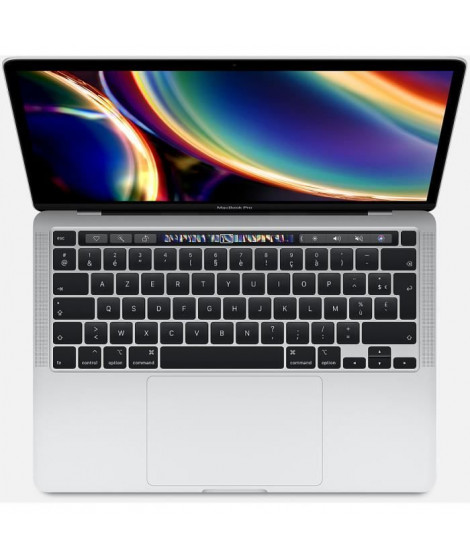 Apple - 13,3 MacBook Pro - 512Go - Argent