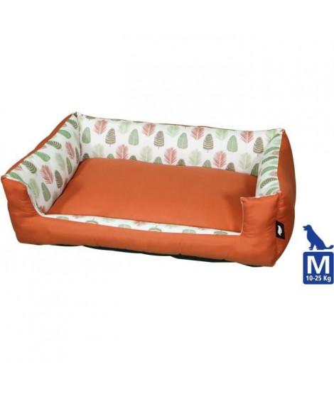 AIME Panier pour Moyen et Grand Chien, Collection Sweet Tropical, Taille M 70X55CMcm, Coussin Rembourré Ultra Confortable Des…