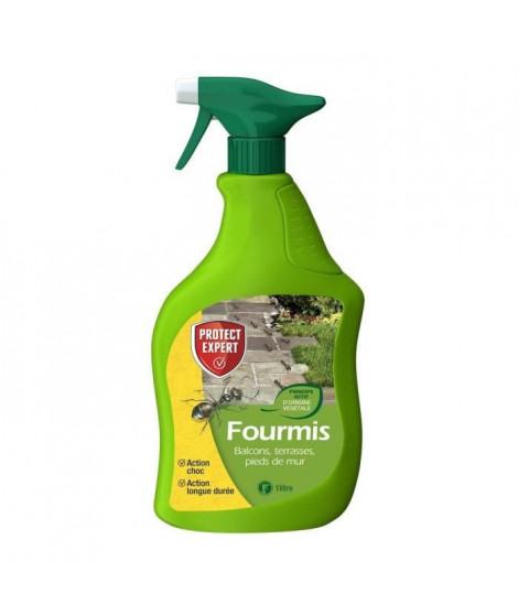Protect Expert FOURPAL1 Fourmis Pae - Au Pyrethre Végétal 1 L Pex