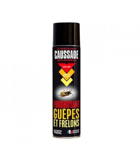 CAUSSADE CAGUEFRA500 Foudroyant Guepes Frelons - 500 ml Cau