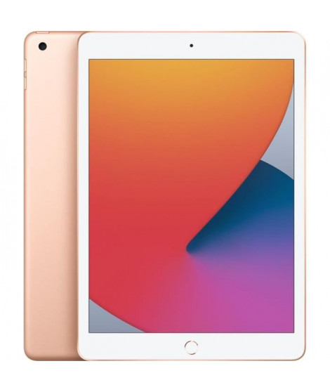 Apple - 10,2 iPad 8 Retina - WiFi 32Go - Or