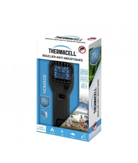 THERMACELL - Bouclier Anti-Moustiques - Portable noir