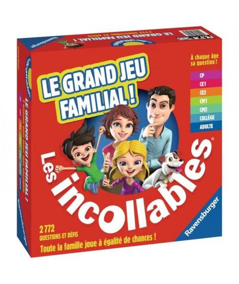 RAVENSBURGER - Le grand jeu familial des Incollables
