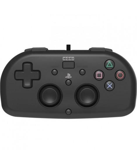 Mini Manette filaire PS4 Noire