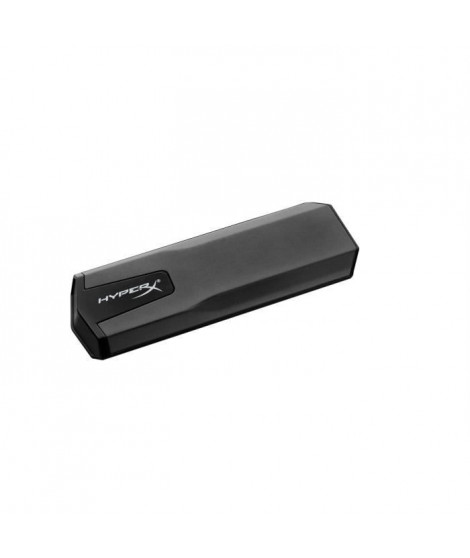 KINGSTON SSD Portable HyperX SAVAGE EXO - Externe - 480 Go - USB 3.1 Type C - 500 Mo/s Taux de transfer maximale en lecture