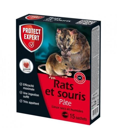 Protect Expert RASOU150 Rats Pates - 520 g Pex