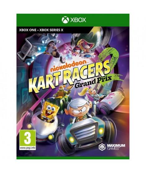 Nickelodeon Kart Racers: Grand Prix Jeu Xbox One