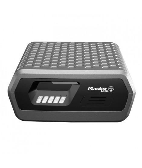 MASTER LOCK Malette de sécurité / Coffre fort - Anti feu et étanche - Combinaison électronique - 10L