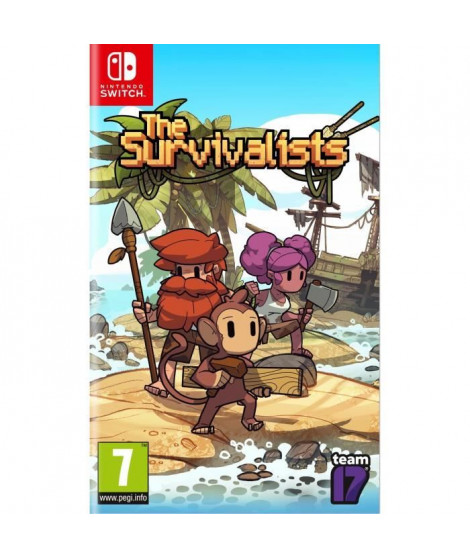 The Survivalists Jeu Switch
