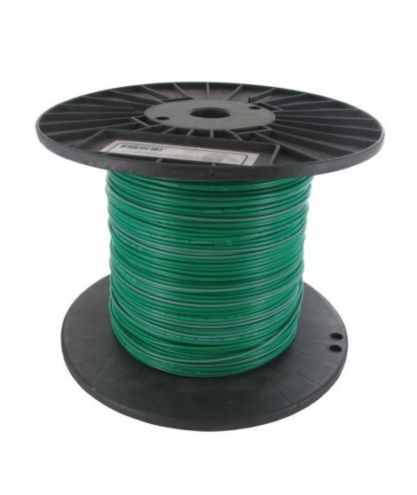 JARDIN PRATIC Câble d'installation robots XLPE 1,5 mm² TC GR/1GY, HEAVY DUTY, 300 m