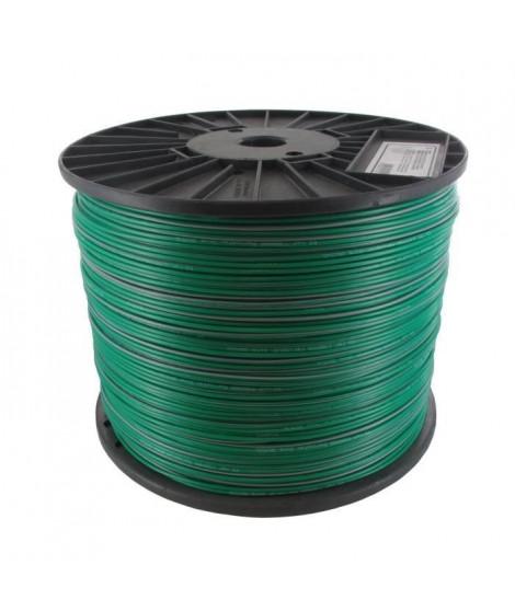 JARDIN PRATIC Câble d'installation 2300909 pour tondeuse a gazon - Robots XLPE/EPR UV ZH 1,5 mm² TC-UV GR/2GY, HEAVY DUTY