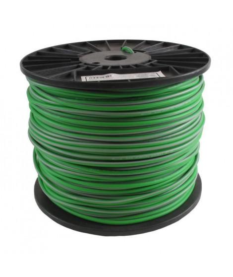 JARDIN PRATIC Câble d'installation 2300911 pour tondeuse a gazon - Robots XLPE/EPR UV ZH 1,5 mm² TC-UV GR/2GY, HEAVY DUTY
