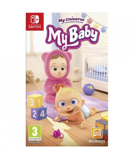 My Baby Jeu Nintendo Switch