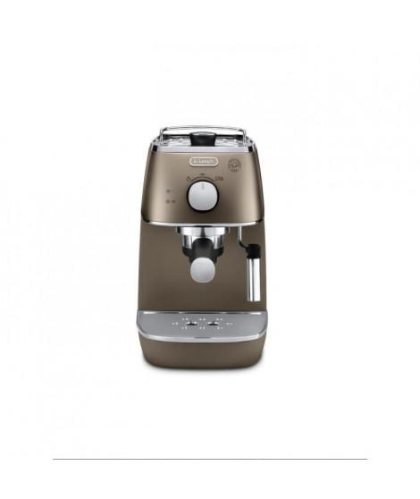 DELONGHI ECI341.BZ Machine espresso classique Distinta - 1 L - Bronze