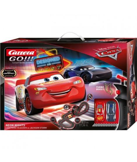 Carrera Go!!! Disney Cars - Neon Nights