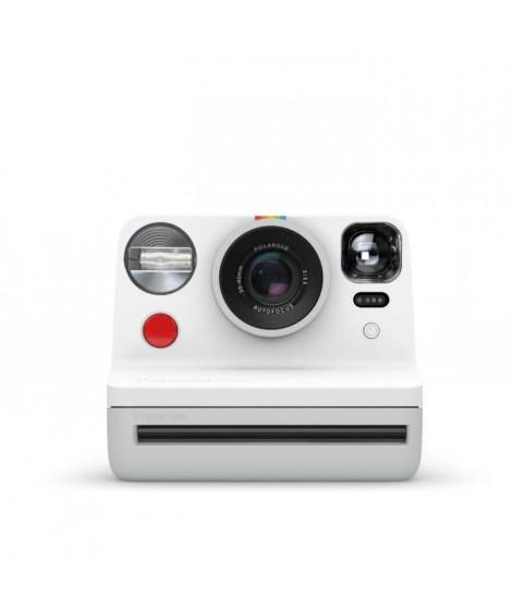 Polaroid - 9027 - Polaroid Now Appareil Photo instantané i-Type Blanc