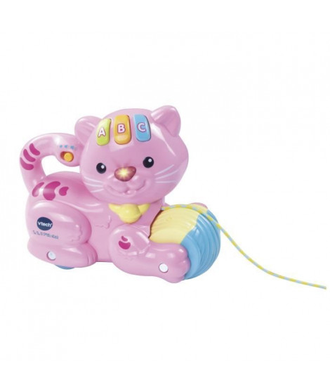 VTECH - 1,2,3 P'tit Chat Rose