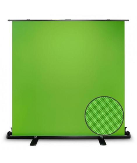 OPLITE Supreme Green Screen XL - Fond vert rétractable