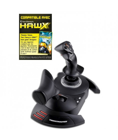 Thrustmaster Joystick T-FLIGHT HOTAS  X - PC / PS3
