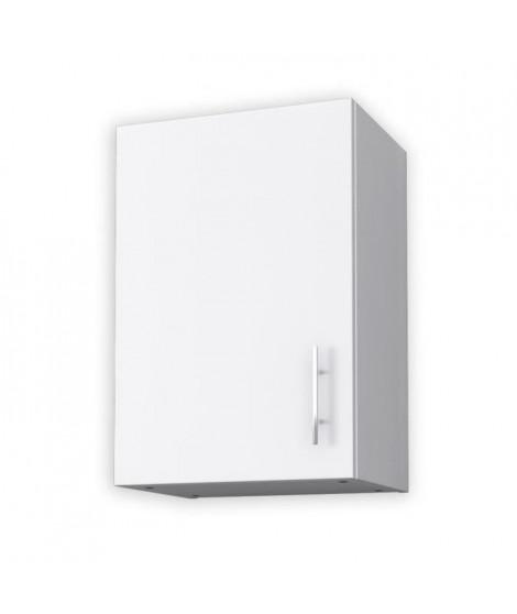 OBI Meuble haut de cuisine L 40 cm - Blanc mat