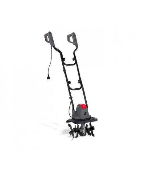 POWERPLUS Motobineuse électrique 1050W 32cm 4 fraises